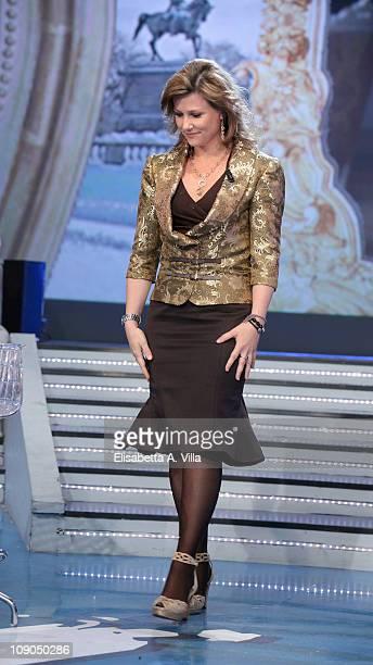 Princess Martha Louise Of Norway attends Alle Falde Del Kilimangiaro Italian TV Show at the RAI Studios on February 13 2011 in Rome Italy Princess...