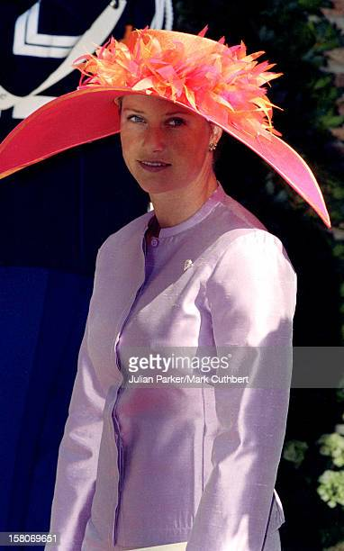 Princess Martha Louise Of Norway Attends The Wedding Of Prince Constantijn Princess Larentien Of Holland