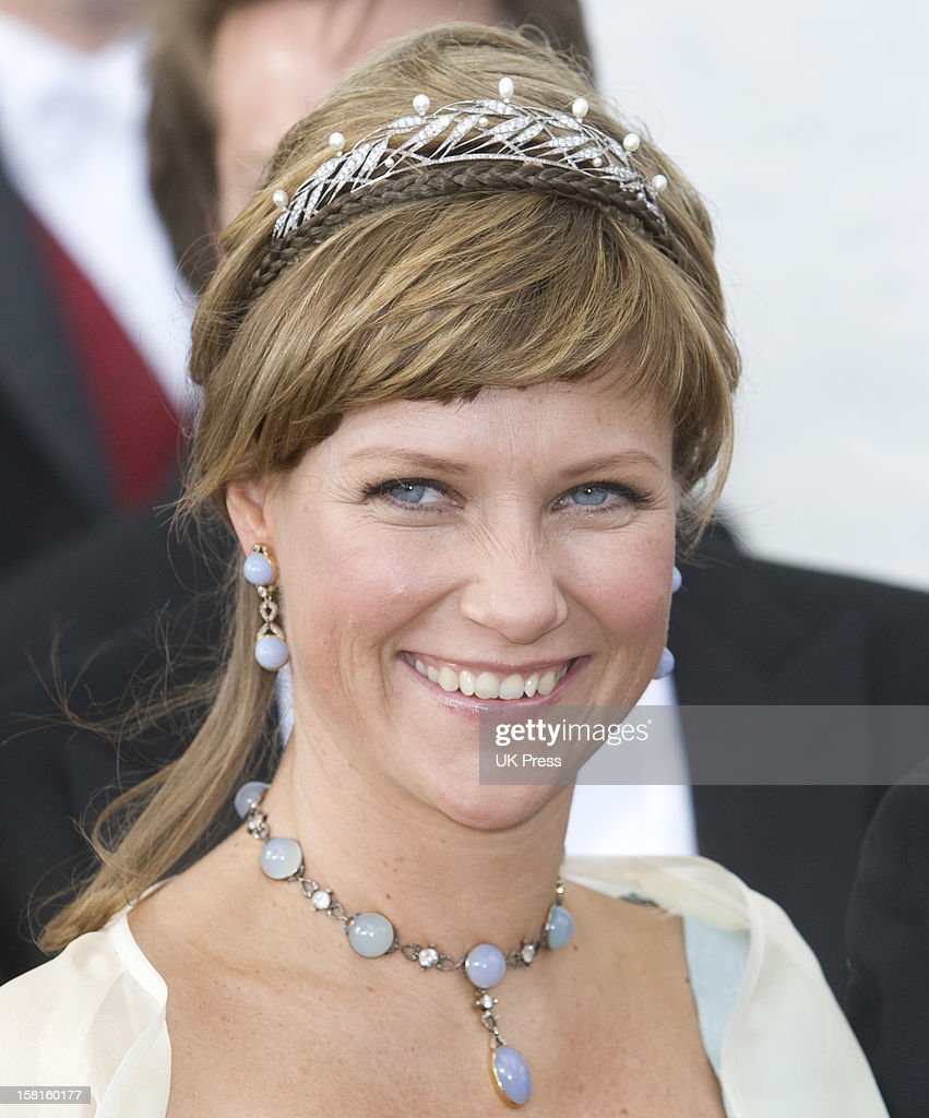 Wedding Of Prince Joachim Of Denmark : News Photo