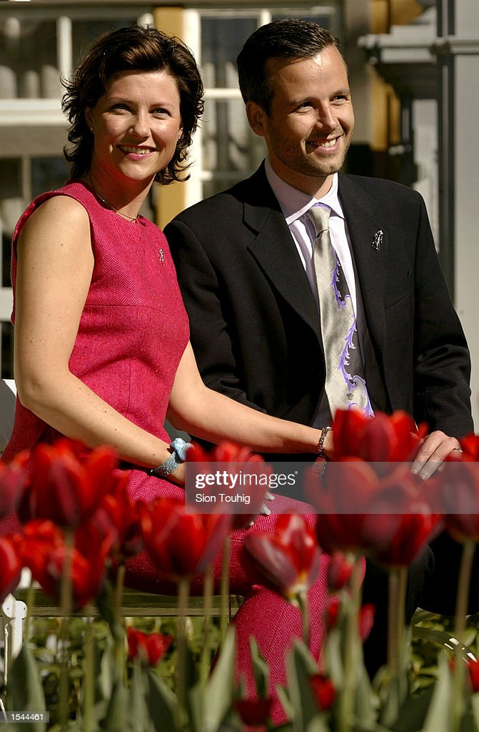 Princess Martha Louise of Norway Engaged : News Photo