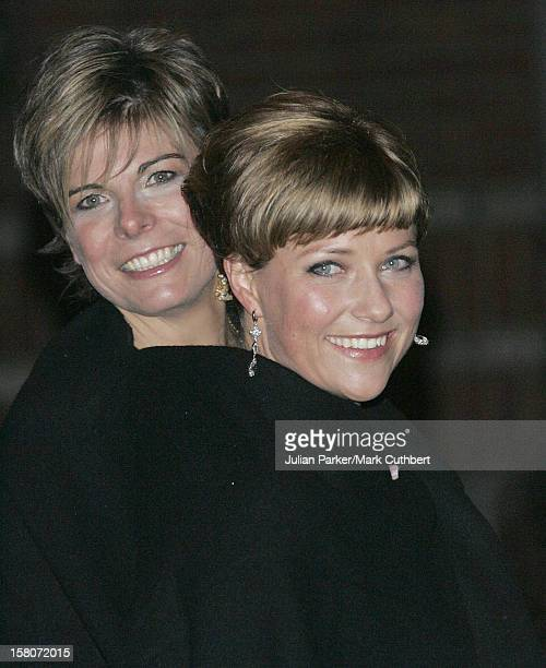 Princess Martha Louise Princess Laurentien Of The Netherlands Attend King Harald Of Norway'S 70Th Birthday Celebrations In OsloGala Concert At The...