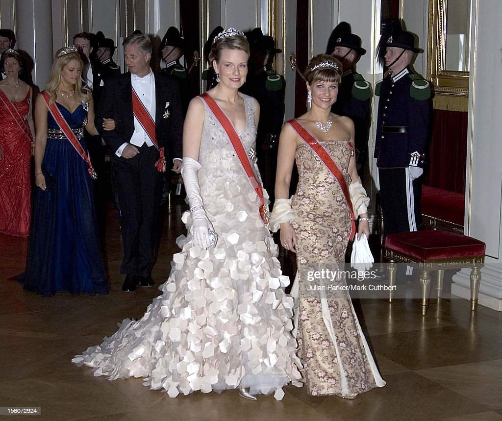 King Harald Of Norway'S 70Th Birthday Celebrations : Nieuwsfoto's