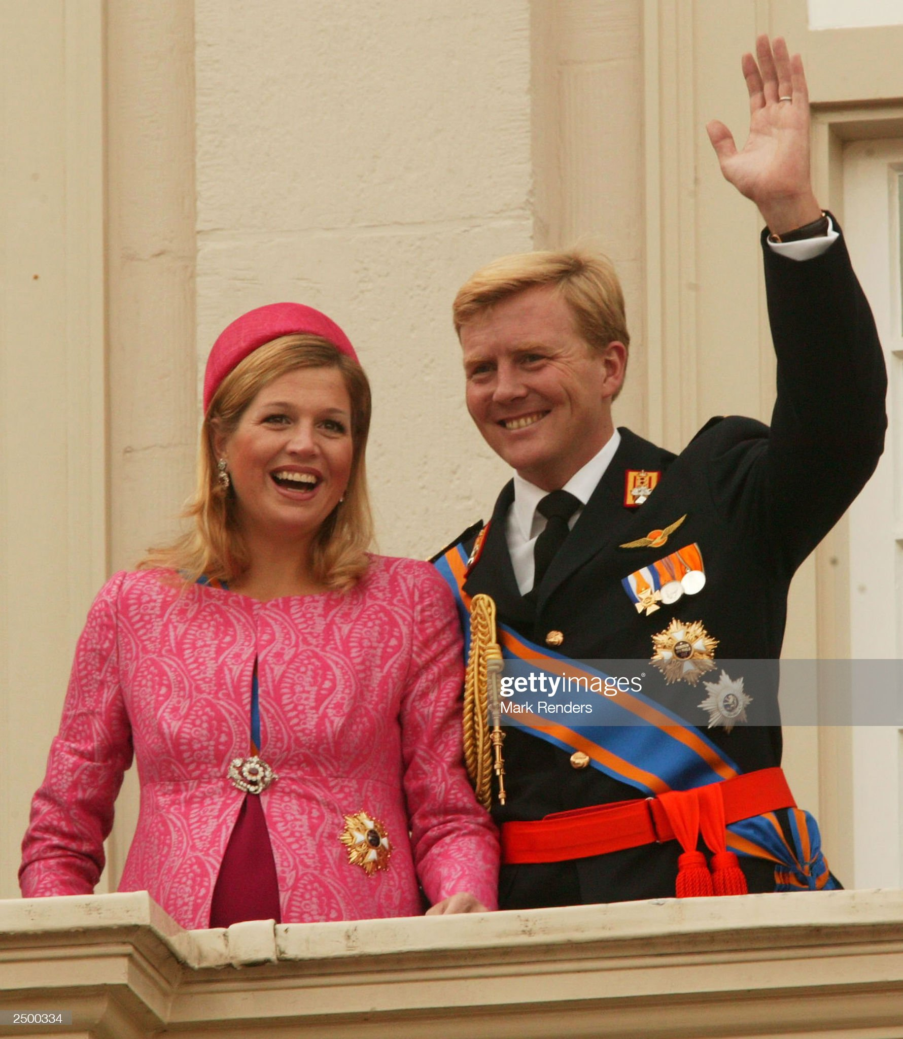 Queen Beatrix Opens Dutch Parliament : News Photo