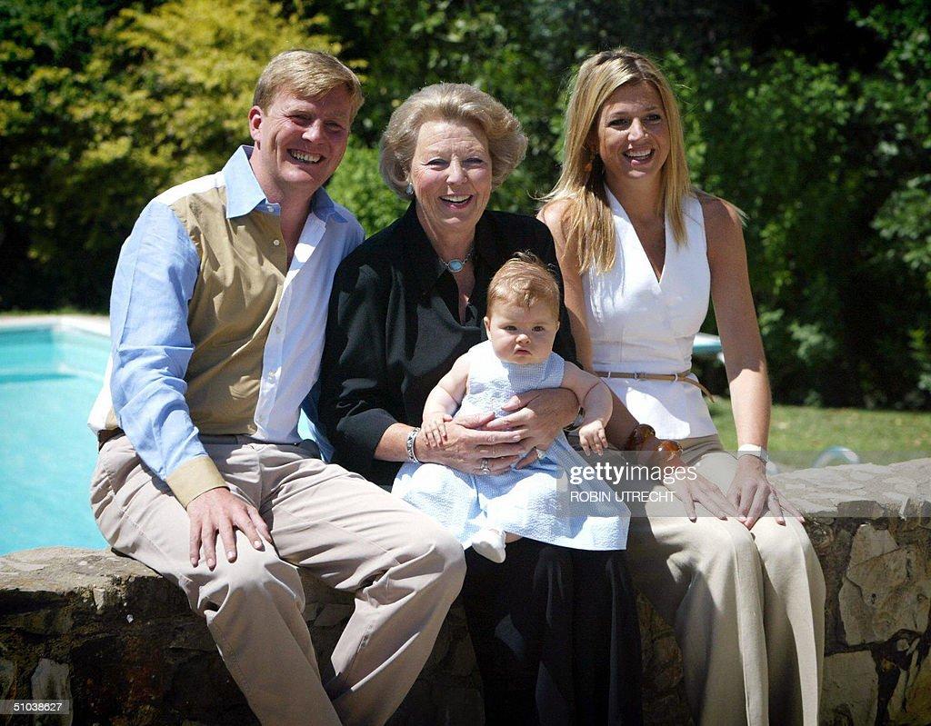 Princess Maxima, Prince Willem-Alexander : Nieuwsfoto's