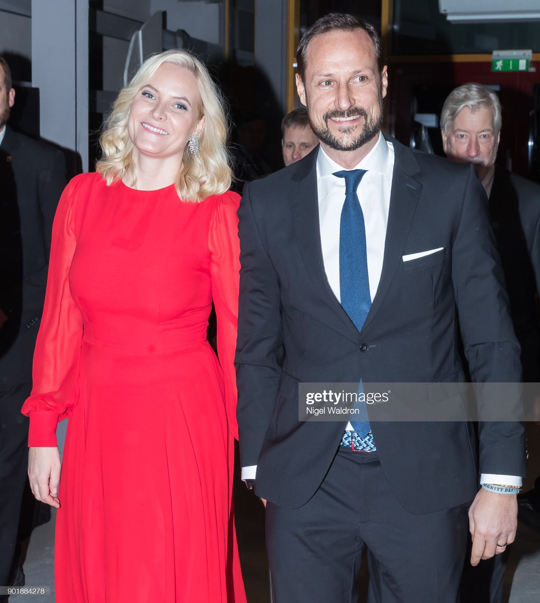 Norwegian Royals Attend Sports Gala 2018 : News Photo