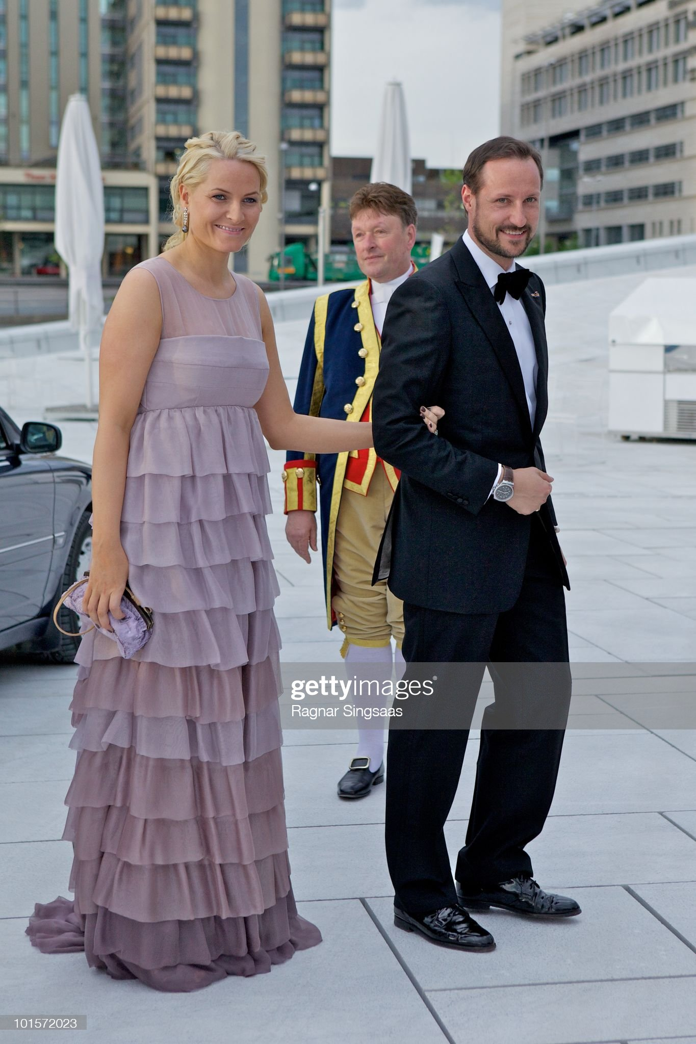 The Netherlands Royal Family State Visit To Norway : News Photo