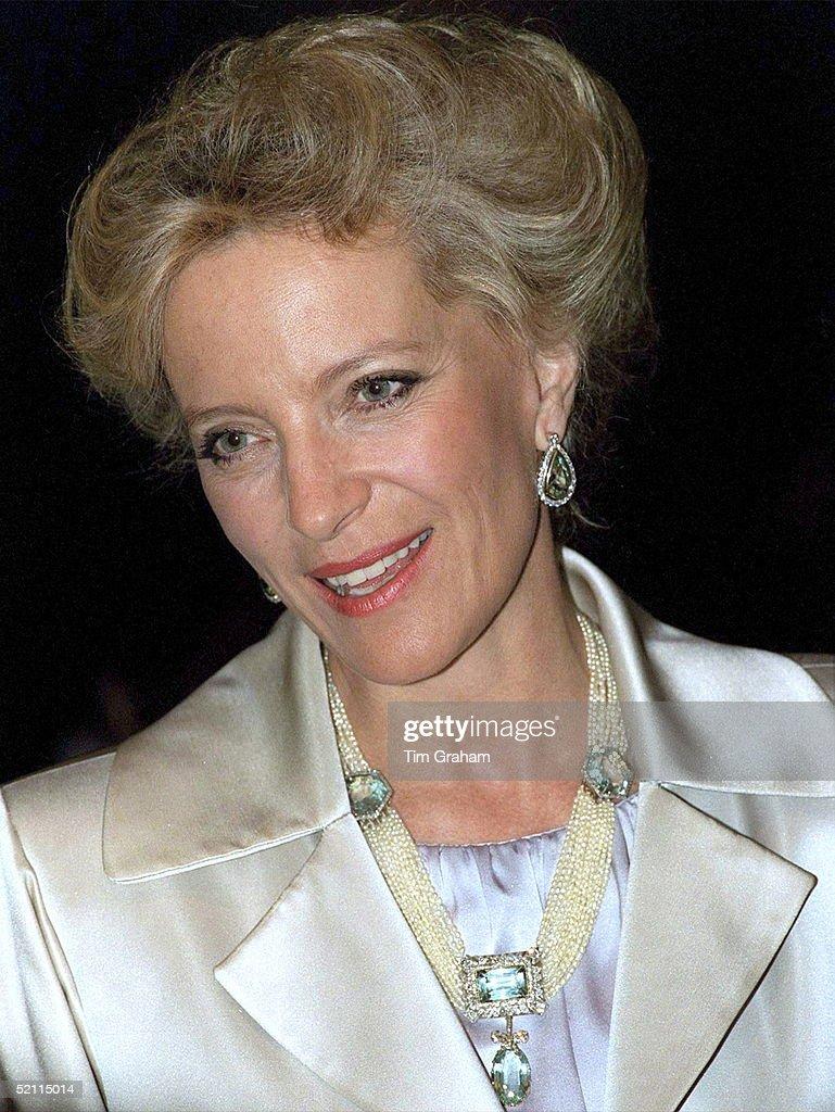 Princess Michael : News Photo