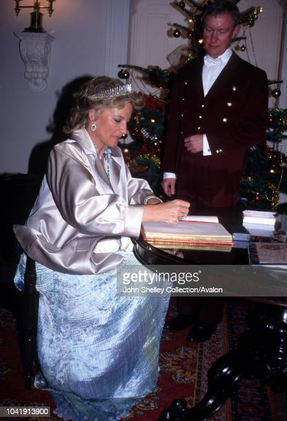 Princess Michael of Kent, 1990s.