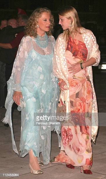 Princess Michael of Kent and daughter Lady Gabriella