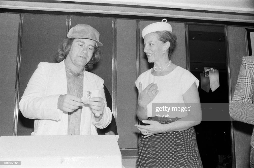 Music Therapy Charity Luncheon, 1979 : News Photo