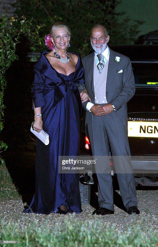 Lord Frederick Windsor & Sophie Winkleman Wedding