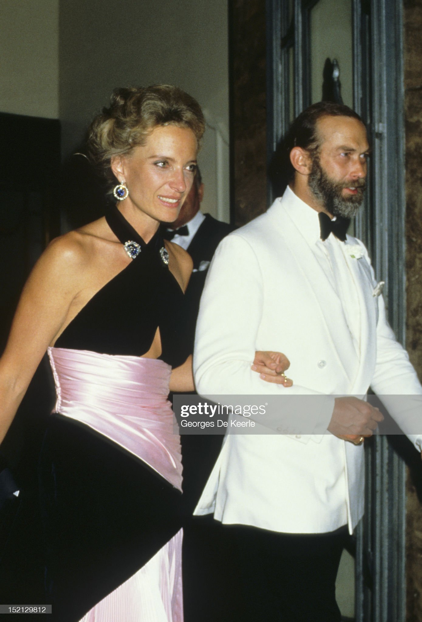 Prince and Princess of Kent : News Photo