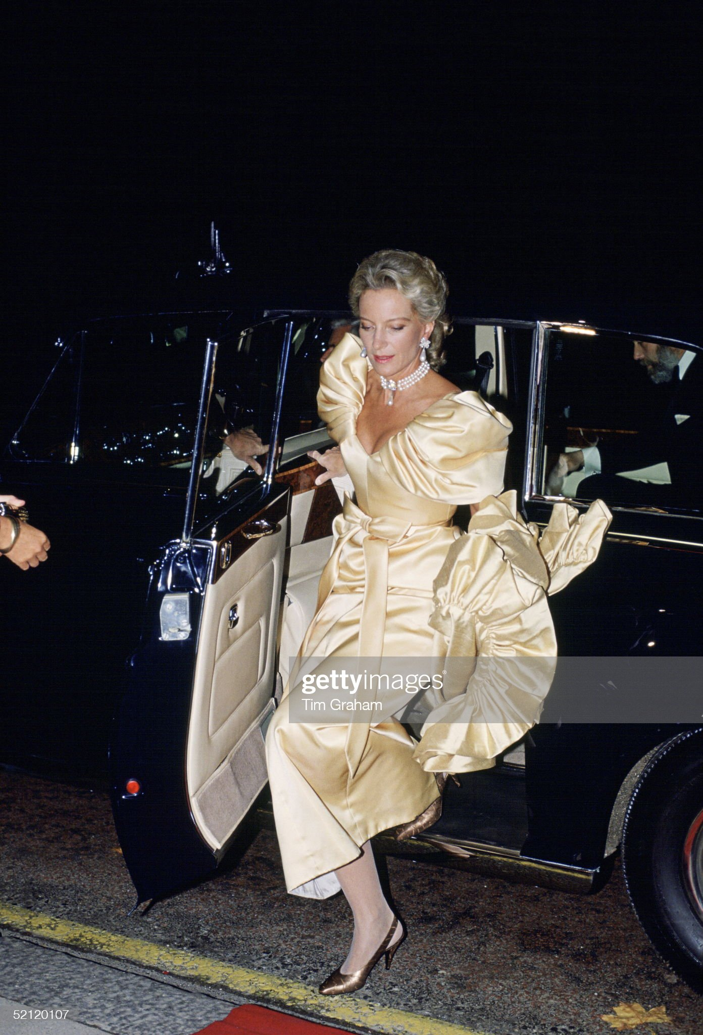 Princess Michael of Kent at Grosvenor House Hotel : News Photo
