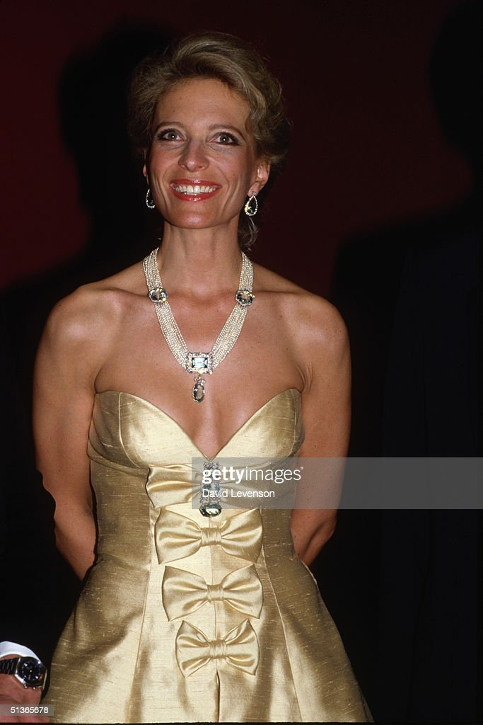 1986 Gold and Silver Ball : News Photo