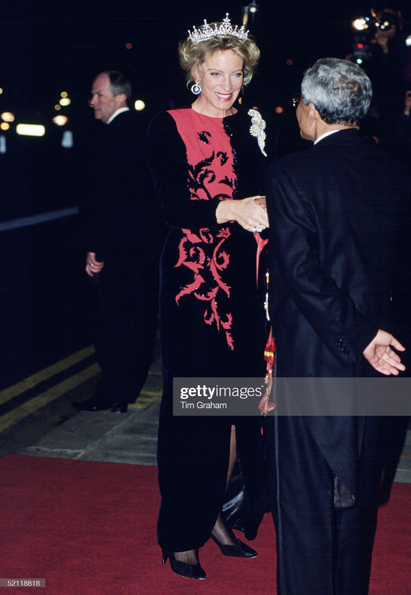 Princess Michael Of Kent Banquet : News Photo