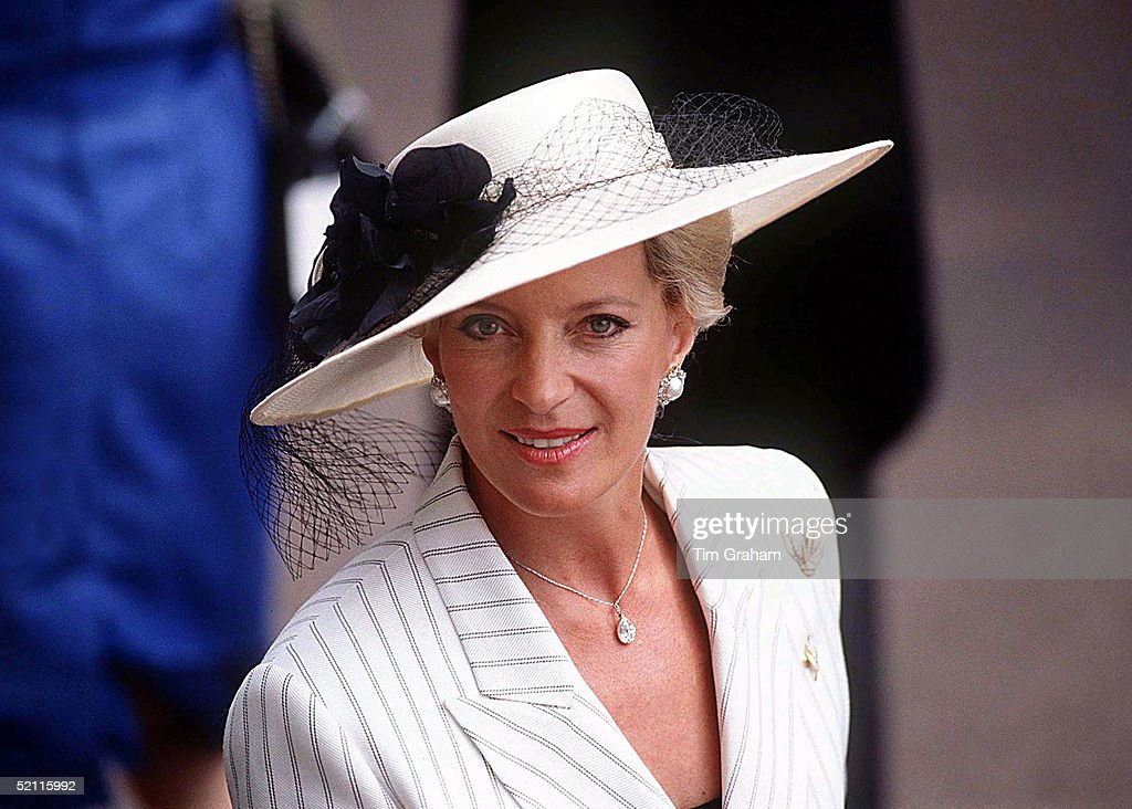 Princess Michael Ascot : News Photo