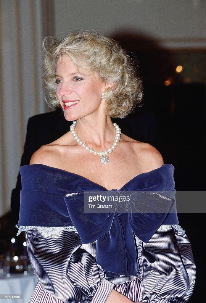 Princess Michael of Kent at the Sparks charity ball held at : News Photo