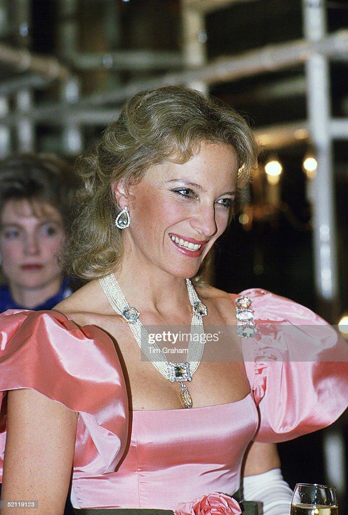 Princess Michael Portrait : News Photo