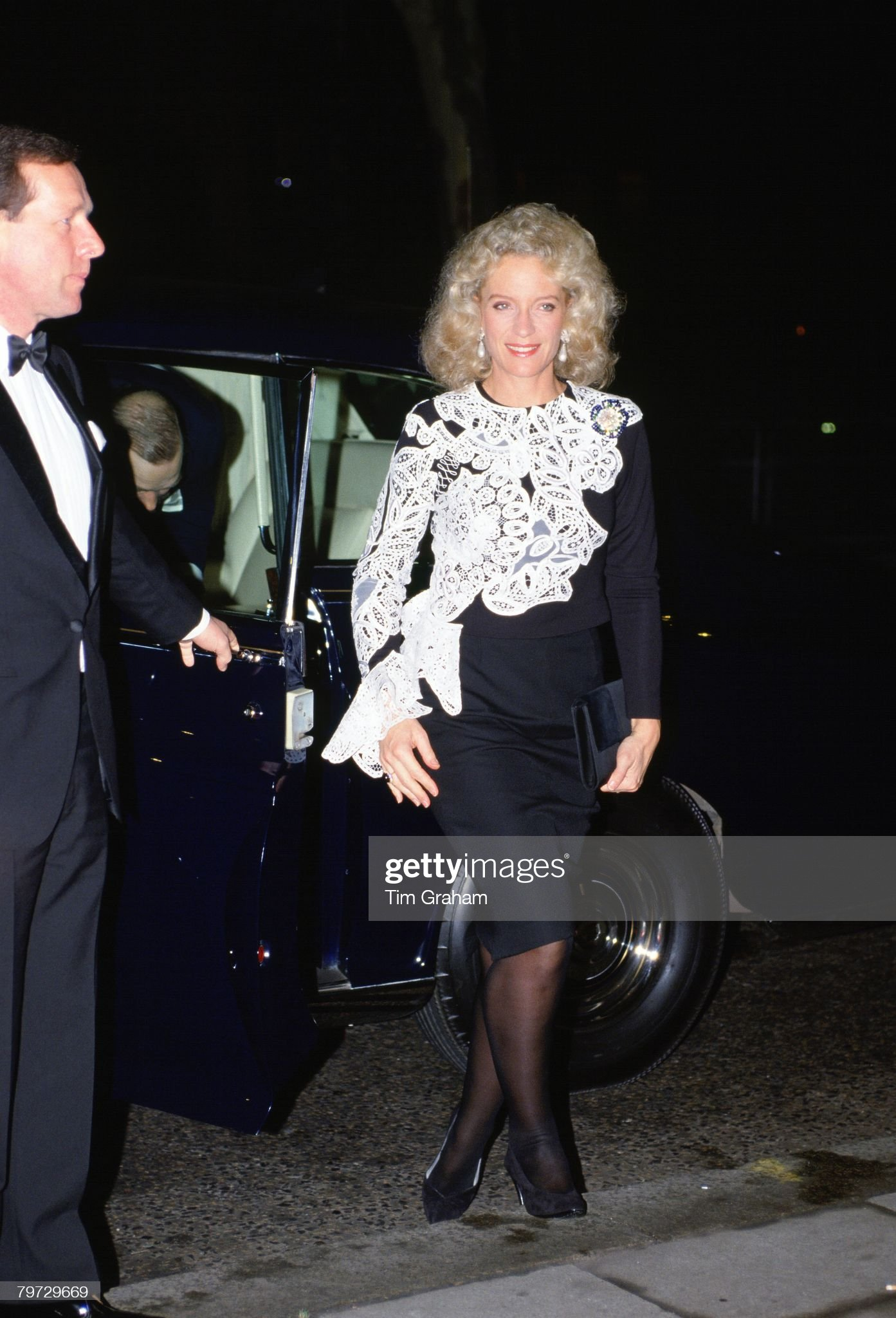 Princess Michael of Kent attends a gala performance of 'The : News Photo