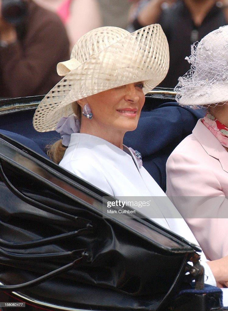 2004 Trooping Of The Colour Ceremony : Fotografía de noticias