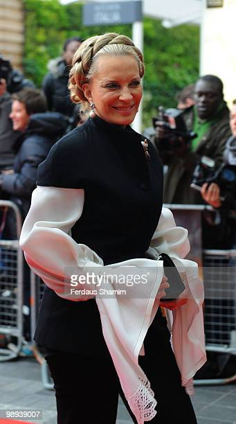 Princess Michael of Kent attends the World Premiere of Disney's 'Prince Of Persia: The Sands Of Time' at Vue Westfield on May 9, 2010 in London,...
