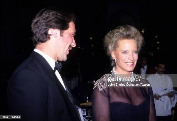 Princess Michael of Kent David Seaman 1990s