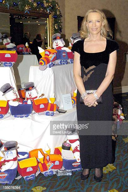 Princess Michael of Kent during 2005 SPARKS Charity Winter Ball – Arrivals at Park Lane Hilton in London Great Britain