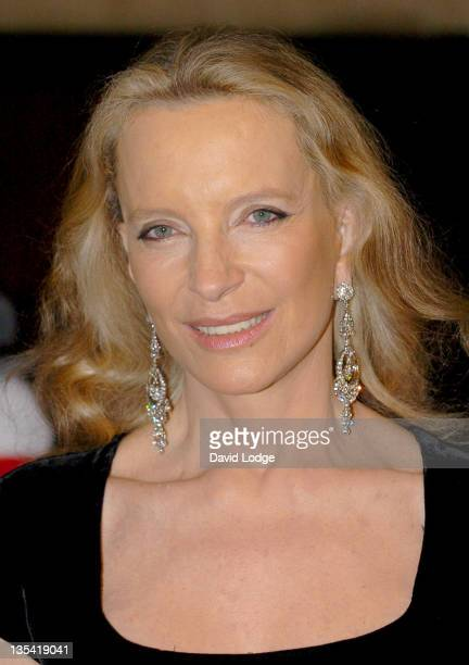 Princess Michael of Kent during 2005 SPARKS Charity Winter Ball û Arrivals at Park Lane Hilton in London Great Britain