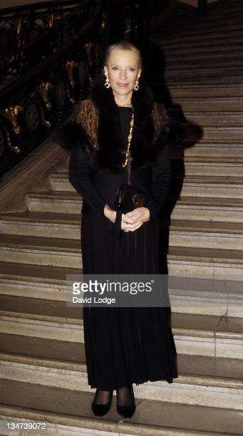 Princess Michael of Kent during A Night Under The Stars PreShow in London Great Britain