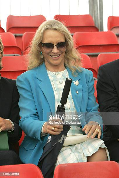 Princess Michael of Kent during Credit Suisse Royal Windsor Cup Final at Guards Polo Club in Windsor Great Park Great Britain