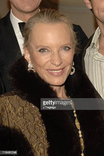 Princess Michael of Kent during Night Under the Stars Reception at Banqueting Halls Whithall in London Great Britain