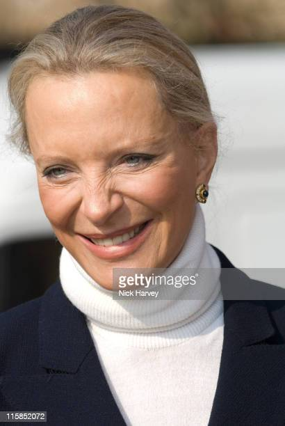 Princess Michael of Kent during Pedal With The Parcs Photocall at The Orangery in London United Kingdom