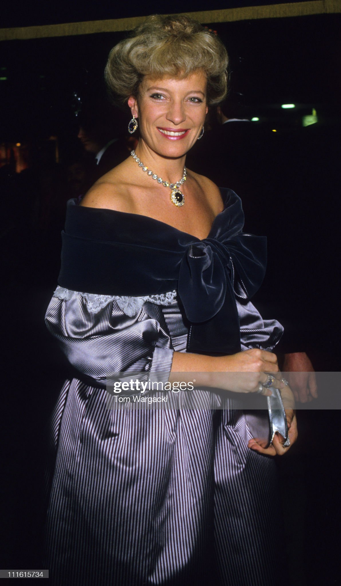 Princess Michael of Kent at Charity Dinner 1989 : News Photo
