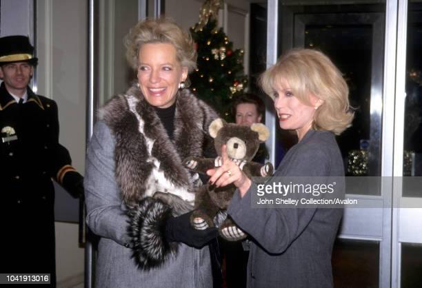 Princess Michael of Kent Joanna Lumley 1990s