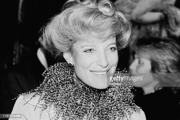 Princess Michael of Kent, UK, 23rd November 1983.