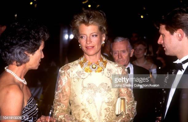 Princess Michael of Kent Virginia Wade Andrew Castle 1990s
