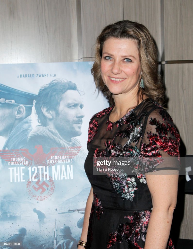 "Princess Märtha Louise Of Norway Hosts AMPAS Los Angeles Screening Of ""The 12th Man"" : Nyhetsfoto"