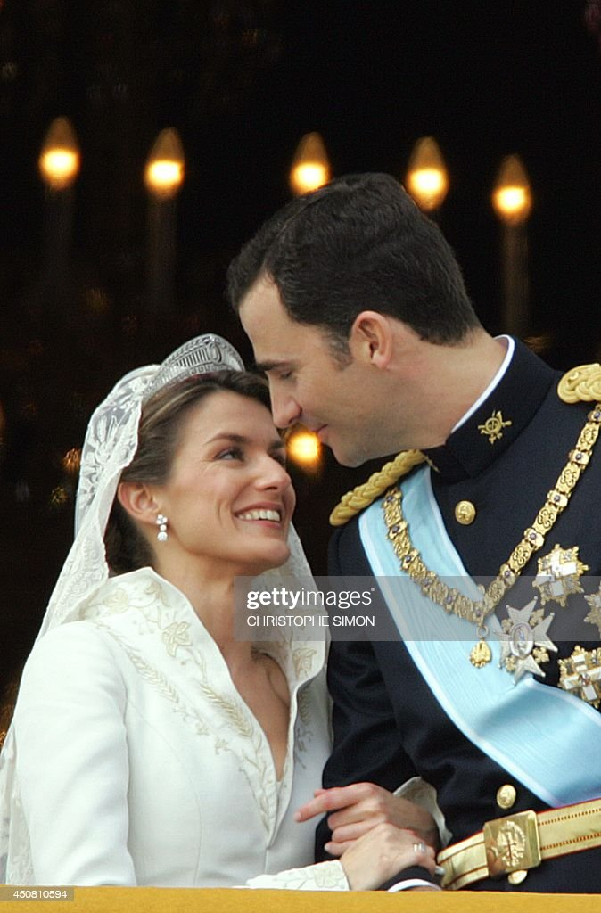 SPAIN-ROYAL-WEDDING : News Photo