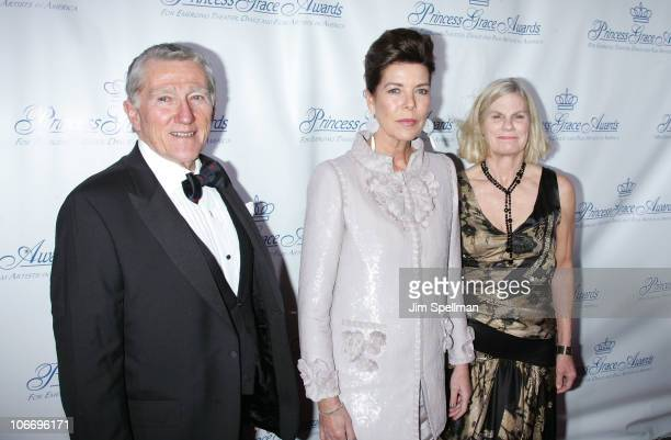Princess of Hanover Caroline Louise Marguerite Grimaldi and guests attend the 2010 Princess Grace Awards Gala at Cipriani 42nd Street on November 10...