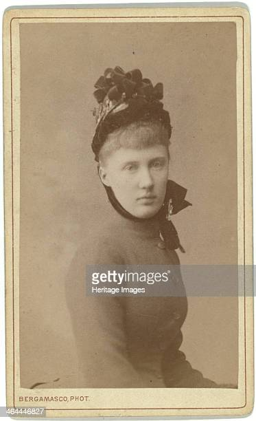 Princess of Hesse by Rhine the Grand Duchess Elizabeth Fyodorovna of Russia