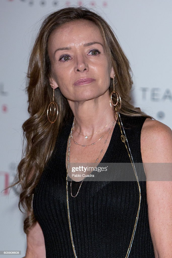 Princess of Tirnovo Miriam Ungria attends the inaguration of the Royal Theatre Season on September 15, 2016 in Madrid, Spain.