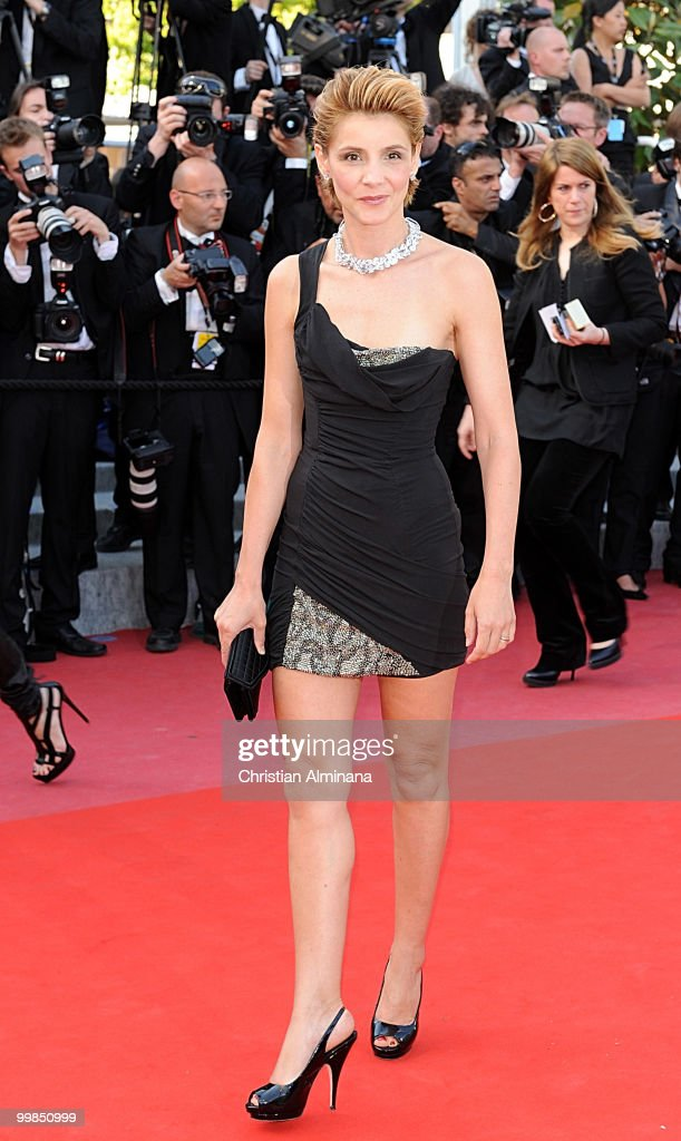 Princess of Venice and Piedmont, Clotilde Courau attends 'Biutiful' Premiere at the Palais des Festivals during the 63rd Annual Cannes Film Festival on May 17, 2010 in Cannes, France.