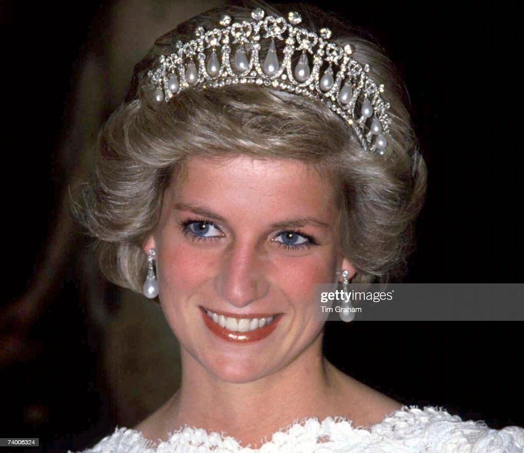 Diana Banquet Usa : News Photo