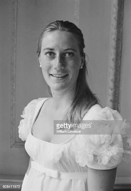 Princess Olga Andreevna Romanoff, UK, 27th June 1968.