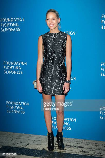 Princess Olympia of Greece attends Foundation Fighting Blindness Gala at Cipriani 25 Broadway