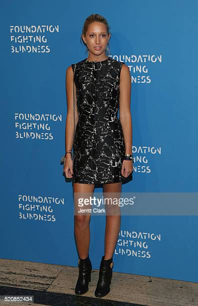 Princess Olympia of Greece attends the 2016 Foundation Fighting Blindness World Gala at Cipriani Downtown on April 12 2016 in New York City