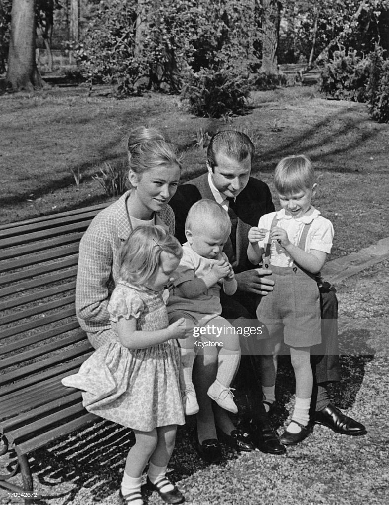 Belgian Royal Family : News Photo