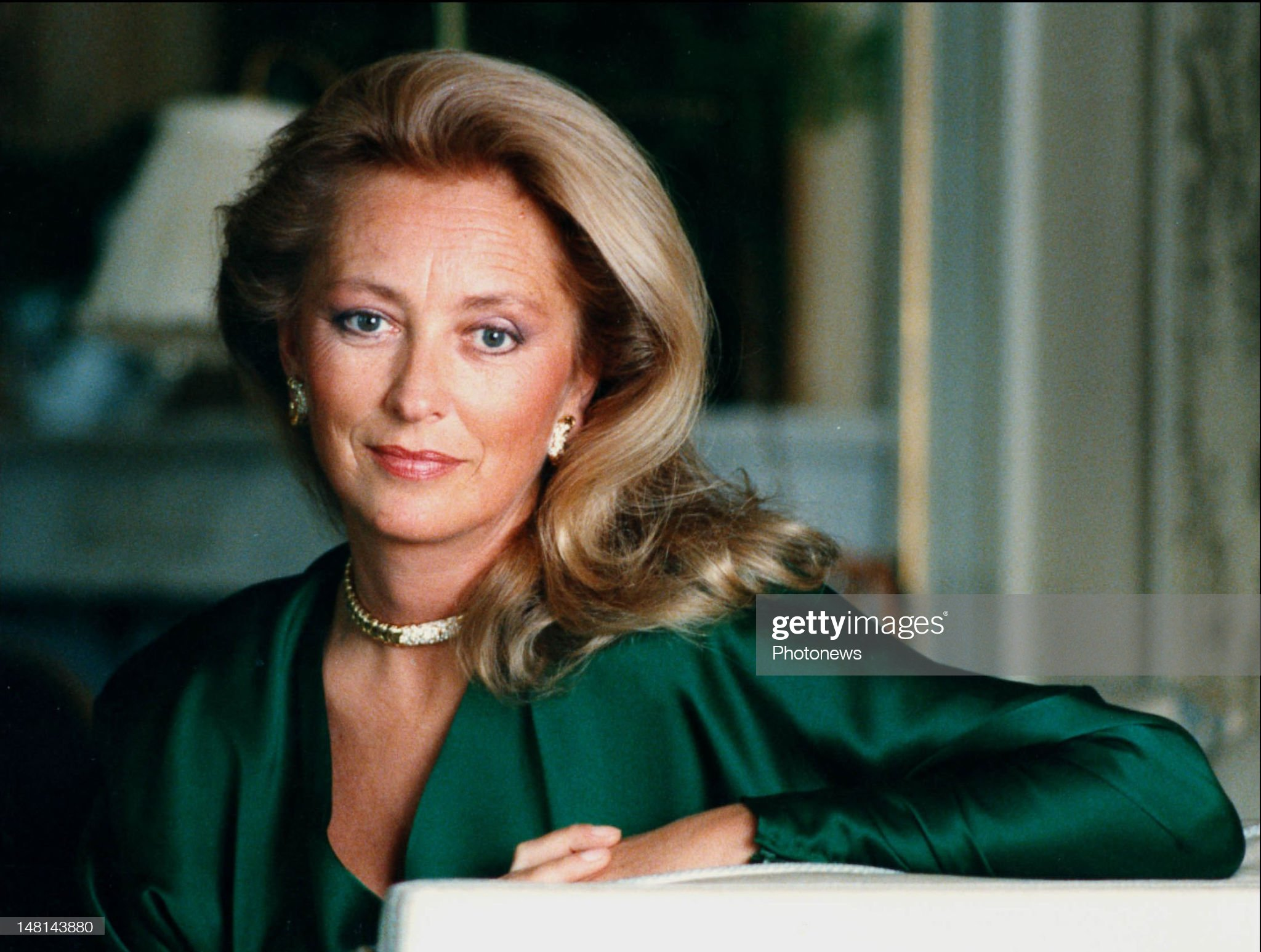 Princess Paola of Belgium. : News Photo