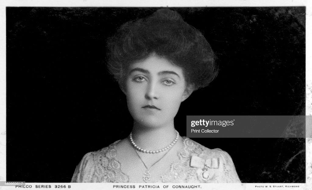 Princess Patricia of Connaught, c1900s-c1910s(?).Artist: WS Stuart : News Photo