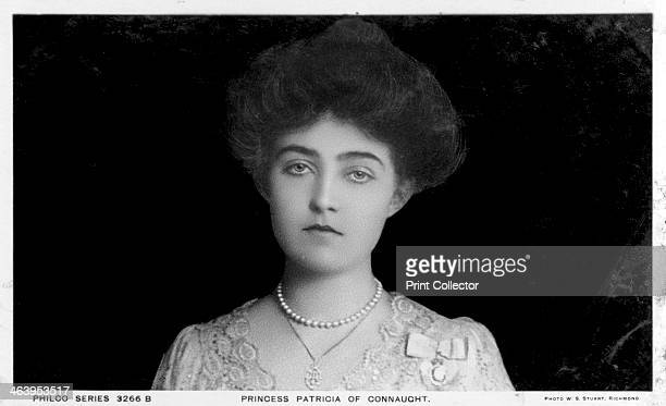 Princess Patricia of Connaught c1900sc1910s Princess Patricia of Connaught was the third and youngest child of Prince Arthur Duke of Connaught the...